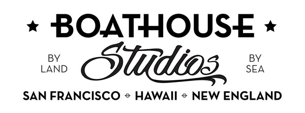 BOATHOUSE STUDIOS: Wedding, Kids & Family Photography logo
